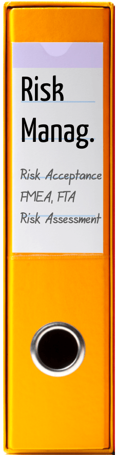 Risk Management File compliant with ISO 14971
